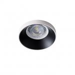 Светильник точечный SIMEN DSO W/B, белый/черный