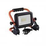 Переносной светодиодный прожектор STATO LED 30W-B, черный