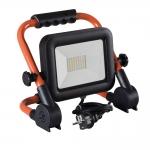 Переносной светодиодный прожектор STATO LED 50W-B, черный