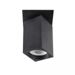 Светильник точечный спот CHIRO GU10 DTL-B, черный