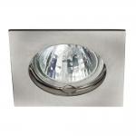 Светильник точечный NAVI CTX-DS10-SN, сатиновый никель