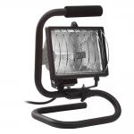 Переносной галогеновый прожектор ELIOT ZW3-L500P-B 500W, черный