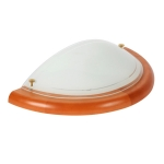 Светильник настенно-потолочный TIVA 1030 1/2DR/ML-OL, ольха