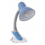 Лампа настольная SUZI HR-60-BL, синяя