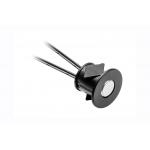 Выключатель бесконтактный инфракрасный с регулятором яркости, 24W, черный