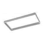 Рамка для светодиодных панелей KING, PRINCE, INNOVO 30x60см, белая
