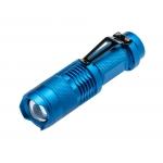 Карманный фонарик 250 люмен HT1E424
