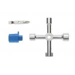 Ключ для электрошкафов, 76 мм HT1W760