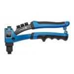 Заклепочник ручной 215 мм, для стальных и алюминевых заклепок HT2C152