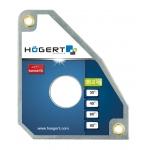 Треугольный магнитный угольник для сварочных работ 36,2 кг HT3B660
