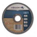 Диск отрезной по нержавеющей стали 115х1,0х22,23 мм HT6D606