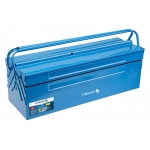 Ящик для инструментов металлический 5 отделений 53х20х20 см HT7G071