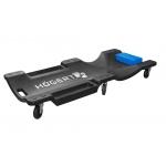 Лежак ремонтный на 6 колесах HT8G100