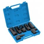 Набор ключей для лямбда-зонда и топливных форсунок 7 шт. HT8G326