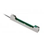 Металлическая клипса LED для стеклянных полок, 6200K