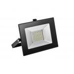 Светодиодный прожектор FLUXO 30W, черный