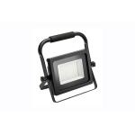 Светодиодный прожектор iNEXT переносной, 30W, черный