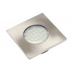 Комплект cветодиодных светильников MARBELLA PLUS 3x1,5W, 6400K, алюминий