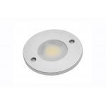 Светодиодный мебельный светильник COB JOVITA 3W, 3000K, круглый, хром