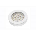 Светодиодный мебельный светильник VASCO 1,7W, 3000K, белый глянец