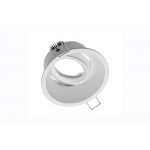 Светильник точечный поворотный SALTO круглый, белый