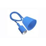 Подвесная лампа MINIO, E27, синяя