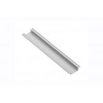 Алюминиевый профиль LED GLAX врезной, 2м, белый