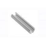 Алюминиевый профиль-штанга LED GLAX, 2м, серебристый