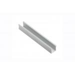 Алюминиевый профиль LED GLAX MINI накладной, высокий 14мм, 2м, белый