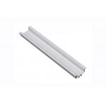 Алюминиевый профиль LED GLAX с регулировкой угла свечения, 2м, серебристый, внутренний