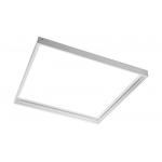 Рамка для светодиодной панели KING 60x60см, белая