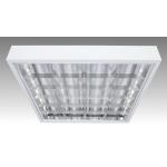 Светильник люминесцентный накладной ЛПО 4х18-CSVT